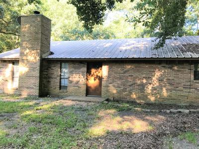 Ocean Springs Single Family Home For Sale: 2601 N 14th St