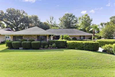 Diamondhead Single Family Home For Sale: 6634 Golf Club Dr