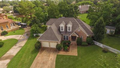 Biloxi Single Family Home For Sale: 620 Bay Haven Cv