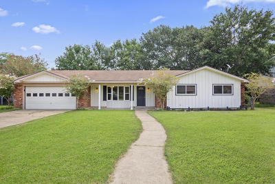 Ocean Springs Single Family Home For Sale: 1226 Londonderry Ln