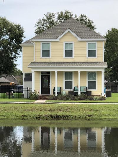 Ocean Springs Single Family Home For Sale: 12 Sweetgrass Ln