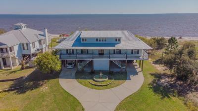 Ocean Springs Single Family Home For Sale: 7113 Belle Fontaine Dr