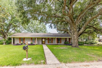Ocean Springs Single Family Home For Sale: 12413 Hanover Dr