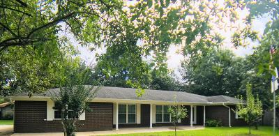 Ocean Springs Single Family Home For Sale: 6145 Gruich Cir