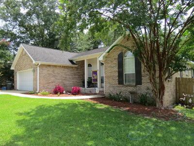 Diamondhead Single Family Home For Sale: 85553 W Diamondhead Dr