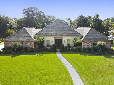 Biloxi Single Family Home For Sale: 2310 Beau Chene Dr