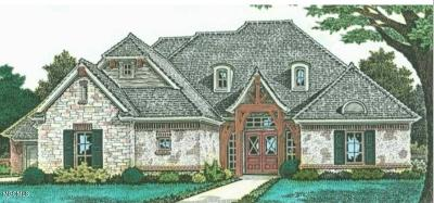 Long Beach Single Family Home For Sale: Lot 21 Copper Ct.
