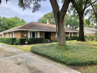 Biloxi Single Family Home For Sale: 433 Melissa Dr