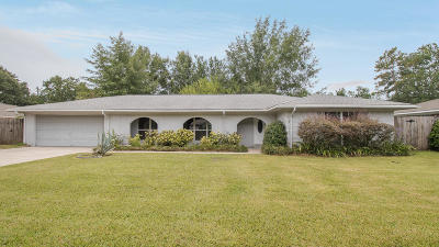 Gulfport Single Family Home For Sale: 12559 Crestwood Dr
