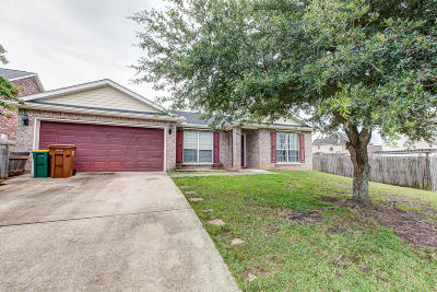 Gulfport Single Family Home For Sale: 11935 Summerhaven Cir