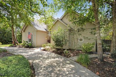 Diamondhead Single Family Home For Sale: 63750 N Diamondhead Dr