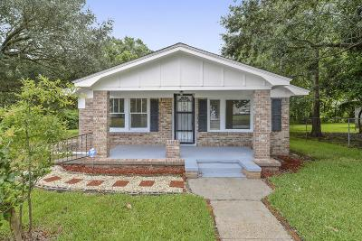 Ocean Springs Single Family Home For Sale: 1814 Railroad St