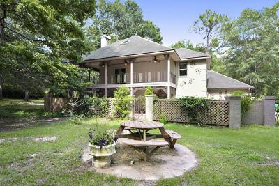 Gulfport Single Family Home For Sale: 16380 Landon Rd