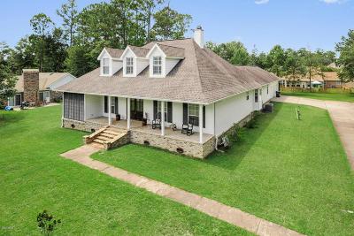 Diamondhead Single Family Home For Sale: 83190 Lola Dr