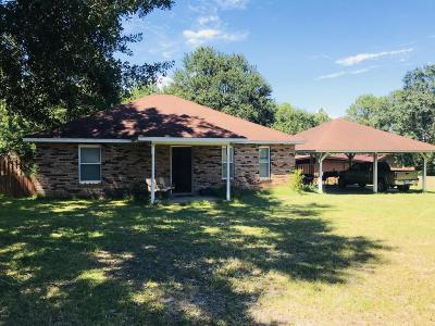 Ocean Springs Single Family Home For Sale: 6710 Woodlake Ln