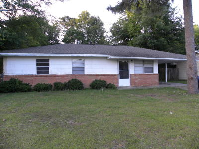 Gulfport Single Family Home For Sale: 304 Tandy Dr