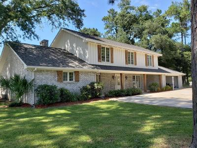 Diamondhead Single Family Home For Sale: 6671 Golf Club Dr