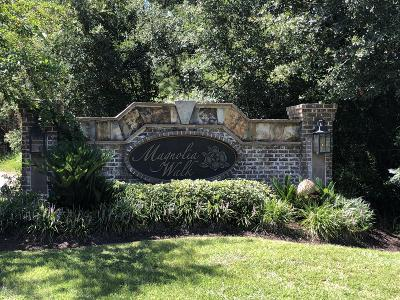 Pass Christian Residential Lots & Land For Sale: Magnolia Blvd