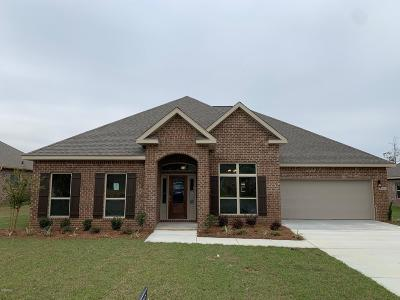 Biloxi Single Family Home For Sale: 7039 Sonoma Dr