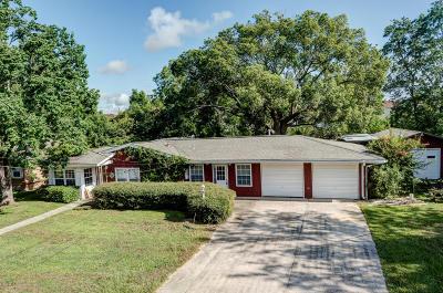 Biloxi Single Family Home For Sale: 1778 Vaughn St