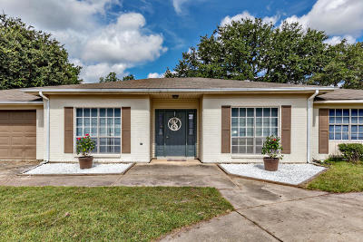 Ocean Springs Single Family Home For Sale: 1315 Sussex Dr