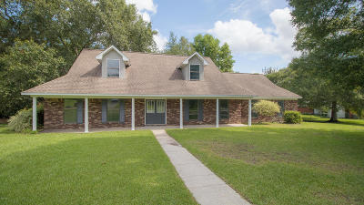 Gulfport Single Family Home For Sale: 17094 Gina Ln