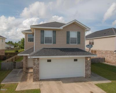 Ocean Springs Single Family Home For Sale: 4113 Silverwood Dr