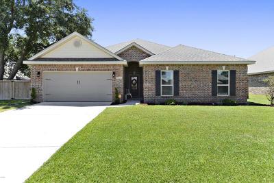 Ocean Springs Single Family Home For Sale: 111 Needlerush Pl