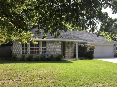 Ocean Springs Single Family Home For Sale: 1309 Ash St