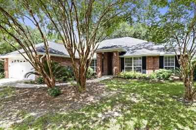 Biloxi Single Family Home For Sale: 15003 S Shadow Creek Dr