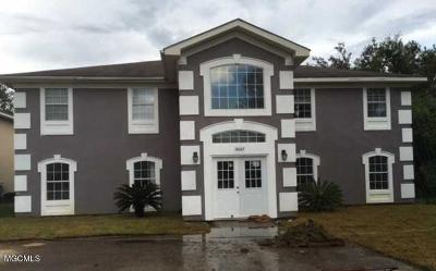 Saucier Multi Family Home For Sale: 18027 Old Hwy 49 Hwy