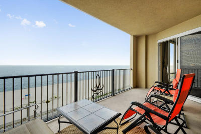 Gulfport Condo/Townhouse For Sale: 1200 Beach Dr #806