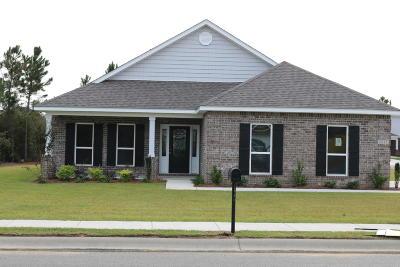 Ocean Springs Single Family Home For Sale: 6813 Sweetclover Dr
