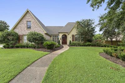 Ocean Springs Single Family Home For Sale: 604 Rue Maupesant