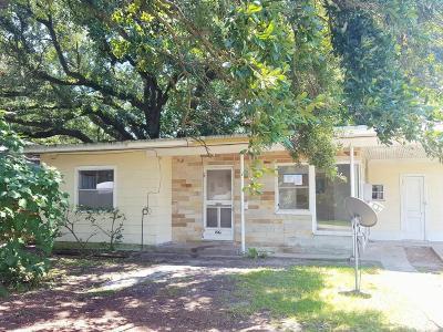 Biloxi Single Family Home For Sale: 1061 Lasalle St