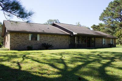 Saucier Single Family Home For Sale: 18305 Oak Dr