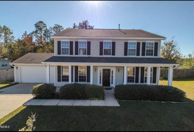 Gulfport Single Family Home For Sale: 14373 Autumn Chase