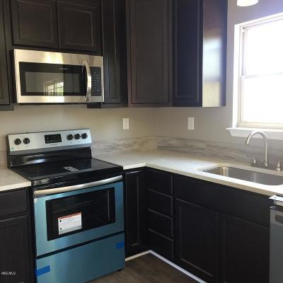 Saucier Single Family Home For Sale: 19582 Rudd Dr #Lot 186