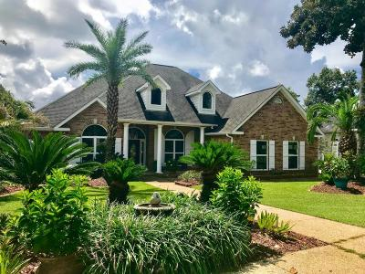 Ocean Springs Single Family Home For Sale: 3634 Perryman Rd