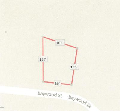 Pass Christian Residential Lots & Land For Sale: Lot 11 Baywood Dr