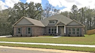 Biloxi Single Family Home For Sale: 7047 Sonoma Dr