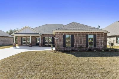 Biloxi MS Single Family Home For Sale: $268,550