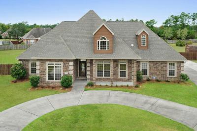 Ocean Springs Single Family Home For Sale: 6305 Savanna Dr