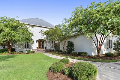 Gulfport Single Family Home For Sale: 9 Old Oak Ln