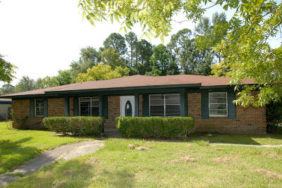 Ocean Springs Single Family Home For Sale: 2700 Hargrove Dr