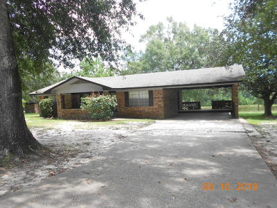 Saucier Single Family Home For Sale: 20414 Hill Top Rd