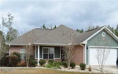 Saucier Single Family Home For Sale: 18563 W Riverline Dr