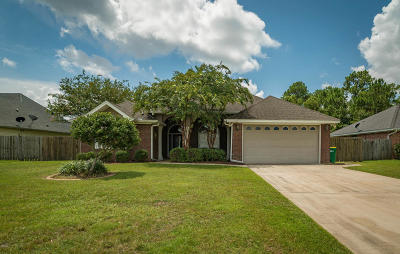 Biloxi Single Family Home For Sale: 7315 Southwind Dr