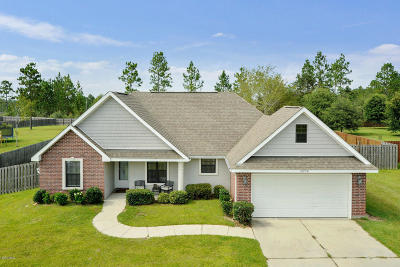 Saucier Single Family Home For Sale: 21704 Clear Ridge Ln