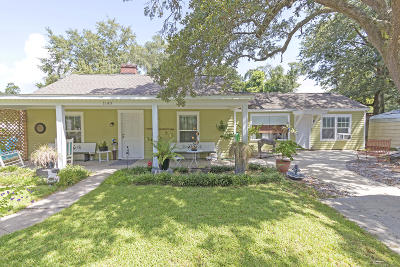 Gulfport Single Family Home For Sale: 1140 22nd St